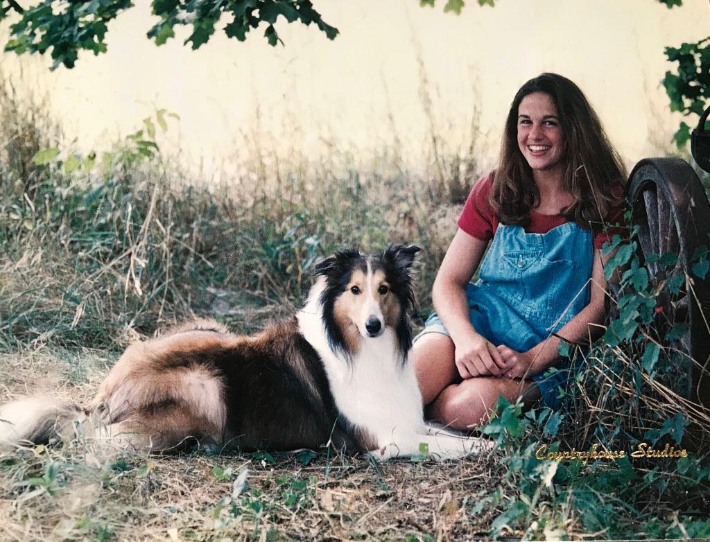Lauren and Tucker sr portrait